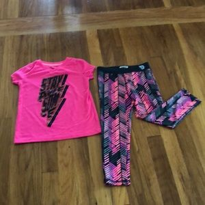 Athletic set.  Size 5